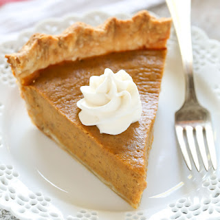 Pumpkin Pie Recipes.