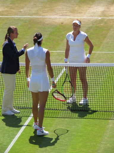 Wimbledon 2017 Court 18