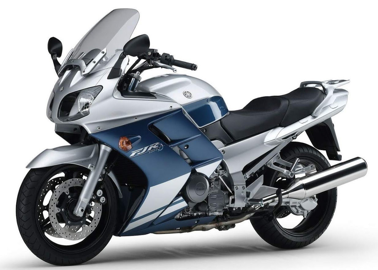 Yamaha FJR 1300-manual-taller-despiece-mecanica