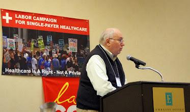 Photo: Sandy Eaton, Massachusetts Nurses Association