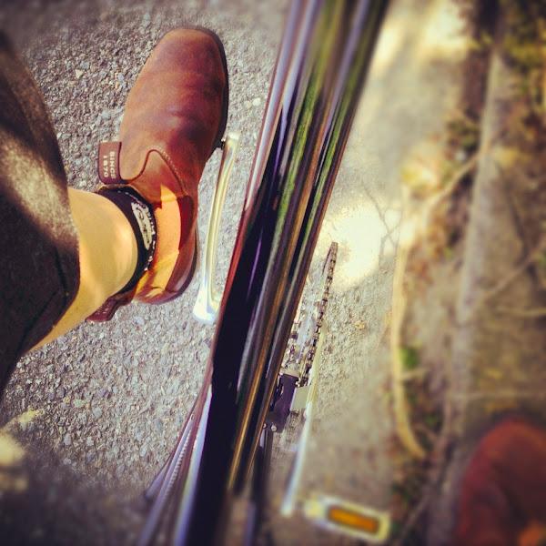 Photo: Downsized to a Soma Tradesmen