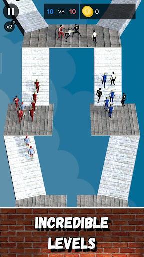 Street Battle Simulator - autobattler offline game apkdebit screenshots 3