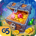 Pirates & Pearls™: A Treasure Matching Puzzle icon