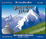Bitter Root Bitter Root IPA