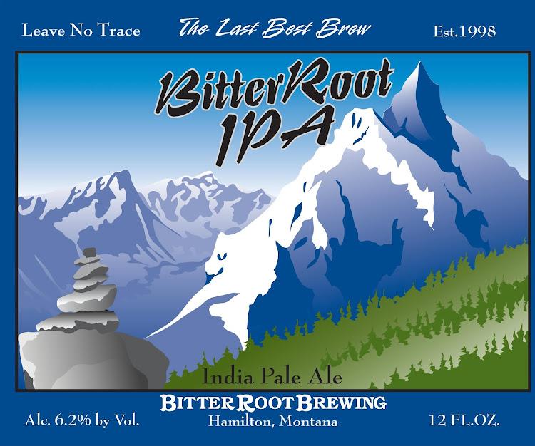 Logo of Bitter Root Bitter Root IPA