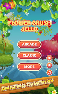 Download Flower Crush Jello – Match 3 Puzzle For PC Windows and Mac apk screenshot 1