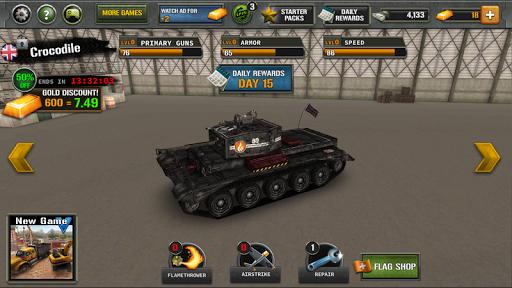 Tanks of Battle: World War 2 Hack for the game