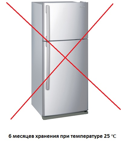 Хранение без холодильника