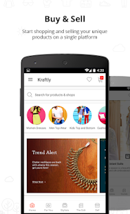 Kraftly - Online Shopping App- screenshot thumbnail