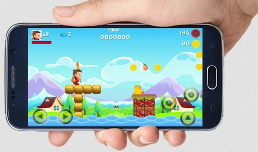 Game Kids Zaman Now Adventure - náhled