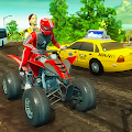 Offroad ATV Bike Taxi Driving Games 2019 APK