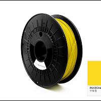 FiberForce Pantone (R) 115 C PLA Filament - 1.75mm (0.75kg)
