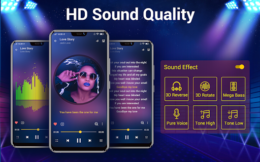Music Player 3.5.6 screenshots 9