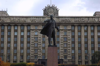Photo: House of Soviets - St. Petersburg, Russia
