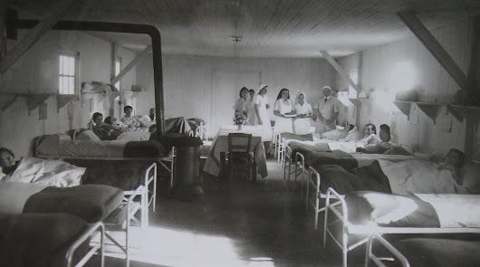 Los sanitarios del exilio