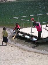 Photo: Lagune de Quilotoa, plus de 4000 m