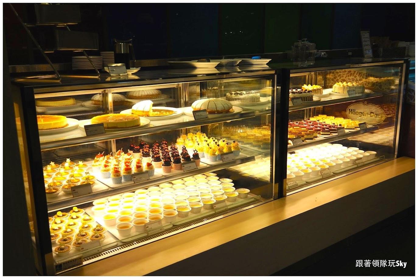 臺北美食推薦-內湖精緻的 吃到飽餐廳 【饗食天堂】