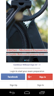 EduQuiz:Mechanical Engineering- screenshot thumbnail