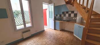 Appartement 2 pièces 24,88 m2