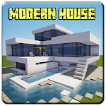 Modern Houses For Minecraft PE Icon