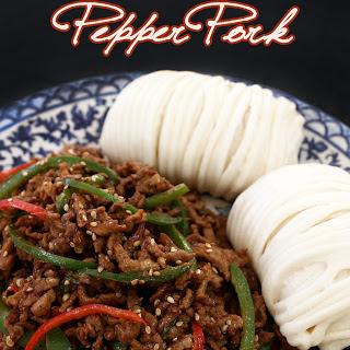 Pepper Pork