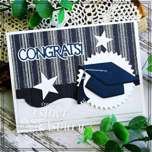 Introducing our NEW Congrats Grad Die Set – by Esther Asbury
