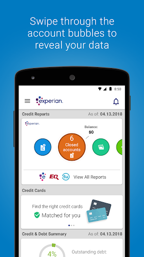Experian - Free Credit Report screenshot