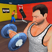 Home Gym Club Building: Fitness Factory Gym Games