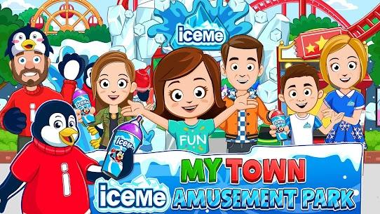 My Town : ICEME Amusement Park Free (Unlimited Money) 9