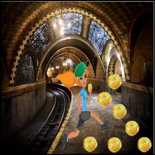 Runner Subway Track