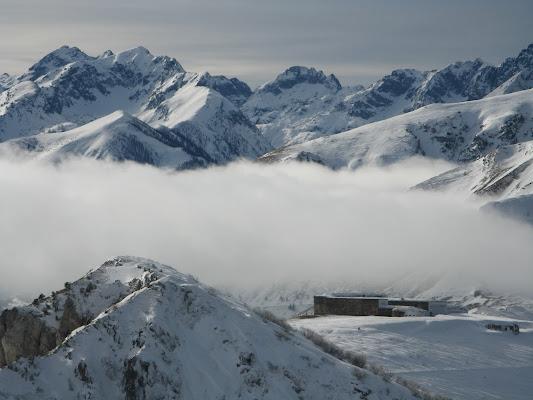 Nebbia al Colle di Tenda di utente cancellato