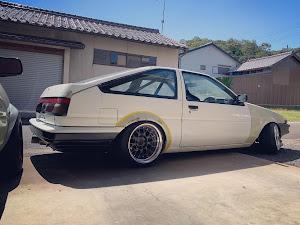 スプリンタートレノ AE86 GT-V のカスタム事例画像 Garage1003さんの2020年09月21日21:14の投稿