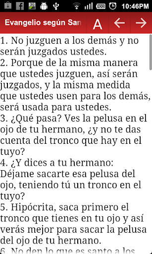 Biblia Latinoamericana Spanish