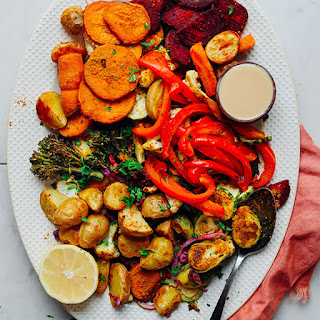 Oil-Free Roasted Vegetables Recipe