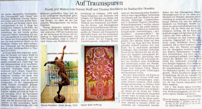 Photo: Artikel in der DNN vom 04.10.2013