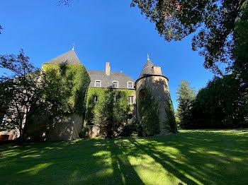 château à Châteldon (63)