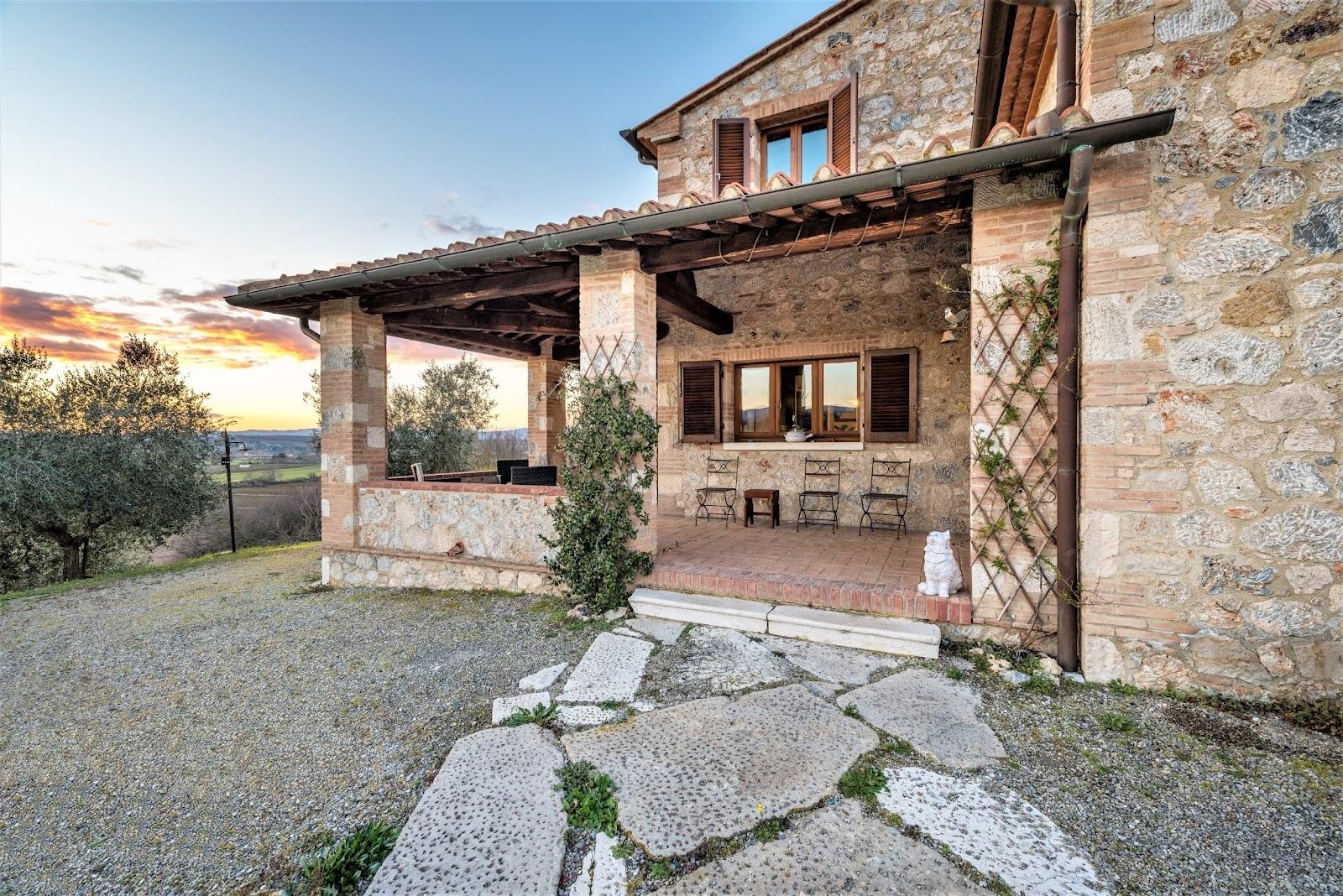 Casale Scarna_Colle di Val d'Elsa_2