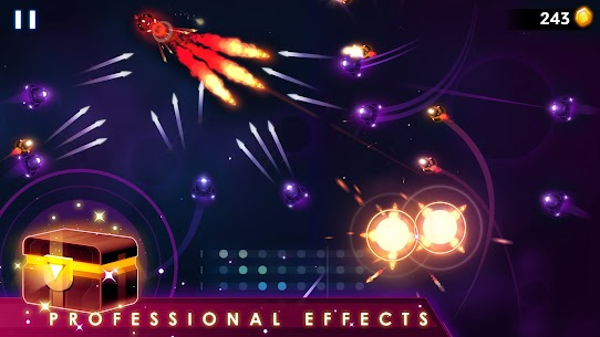 Space Beat Mod Apk 1.03 (Unlimited Money) 3