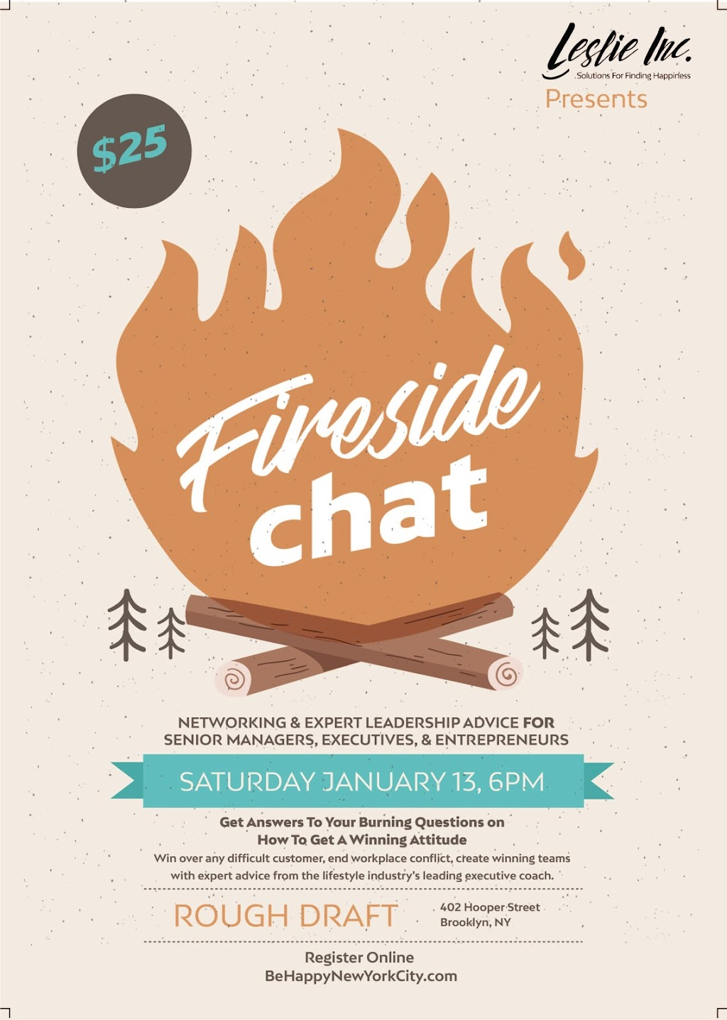 fireside business leaders chat