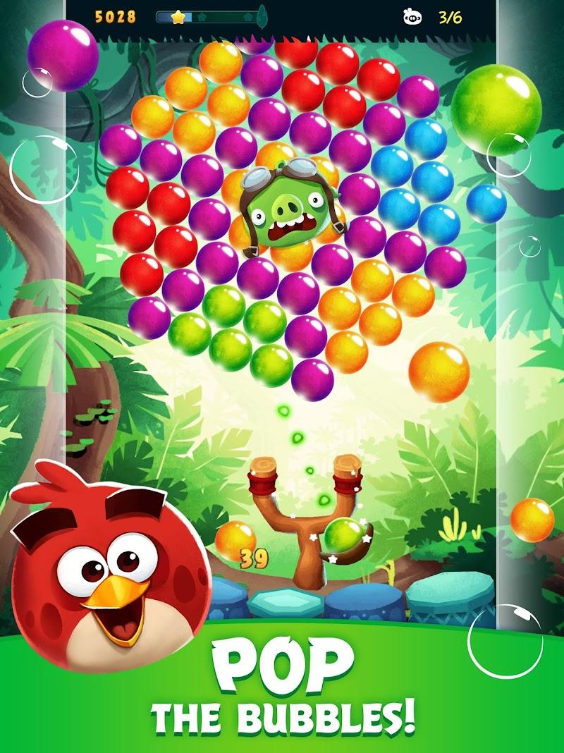 Angry Birds POP Bubble Shooter Screenshot 8