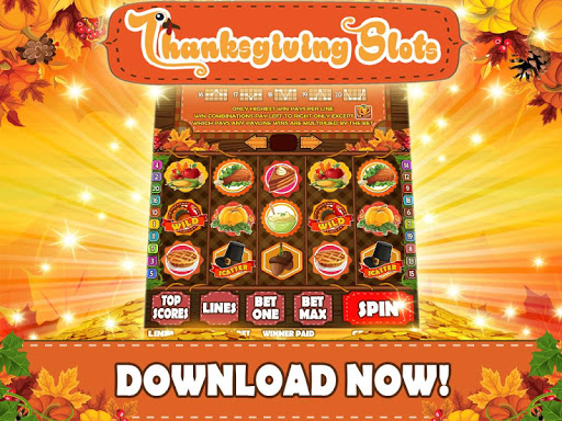 Thanksgiving Slots Free
