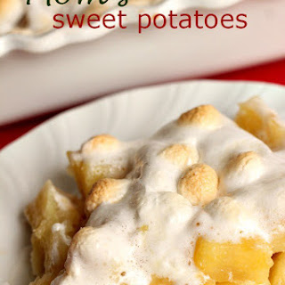 Mom's Sweet Potatoes