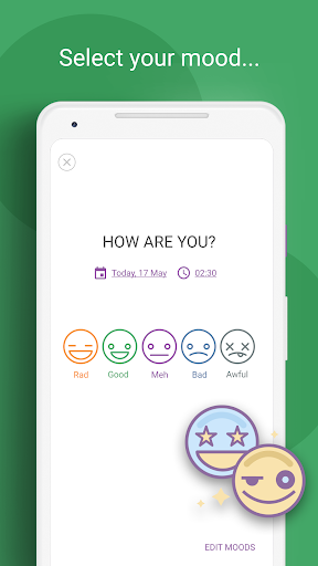 Daylio - Diary, Journal, Mood Tracker 1.20.1 screenshots 2