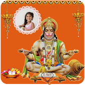 Hanuman Photo Frames