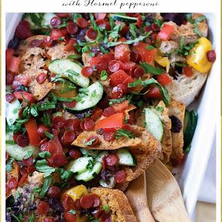 Classic Italian Layered Salad