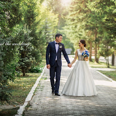 Wedding photographer Ruslan Mukashev (ruslanmukashevkz). Photo of 30.08.2017