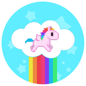 Dashing Rainbows for PC and MAC