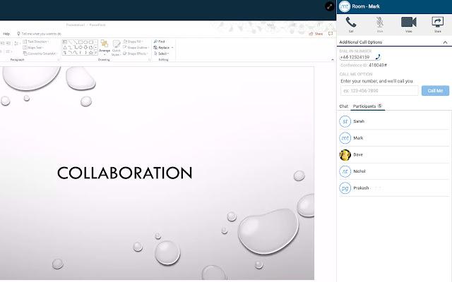Horizon Collaborate Guest Client
