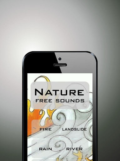 Nature fire tsunami sounds