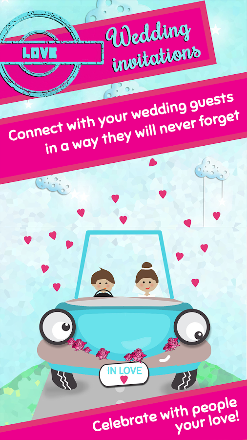Wedding invitations free maker android apps on google play wedding invitations free maker screenshot stopboris Gallery